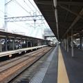 Photos: 阪急宝塚線 蛍池駅 ホーム
