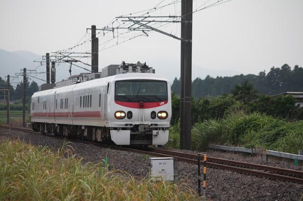 E491系East-i-E KY出場回送 (1)