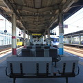 Photos: 鳥取駅3番・4番のりば ホーム