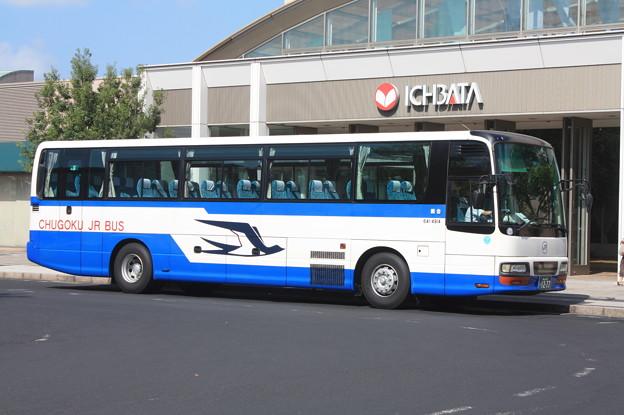 中国JRバス 641-4914