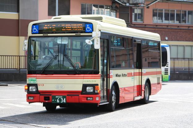 日本交通 513号車