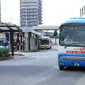 Photos: 鳥取駅のバス