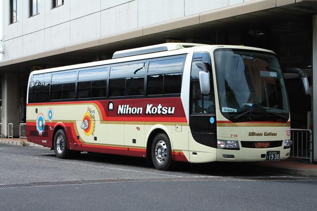 日本交通 718号車