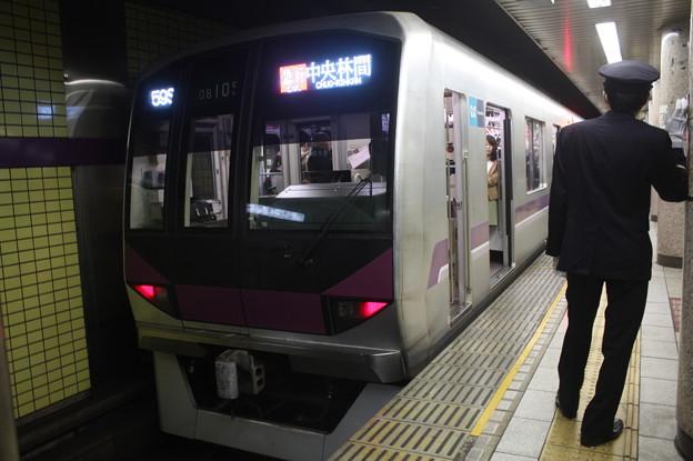 東京メトロ半蔵門線 08系105F