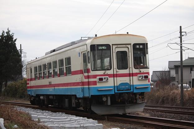 ひたちなか海浜鉄道 ミキ300形