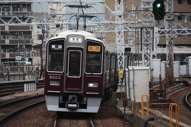阪急宝塚線 9000系9003F
