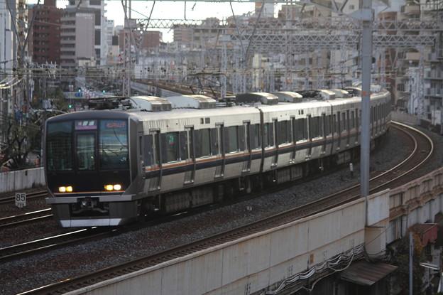 JR神戸線 321系