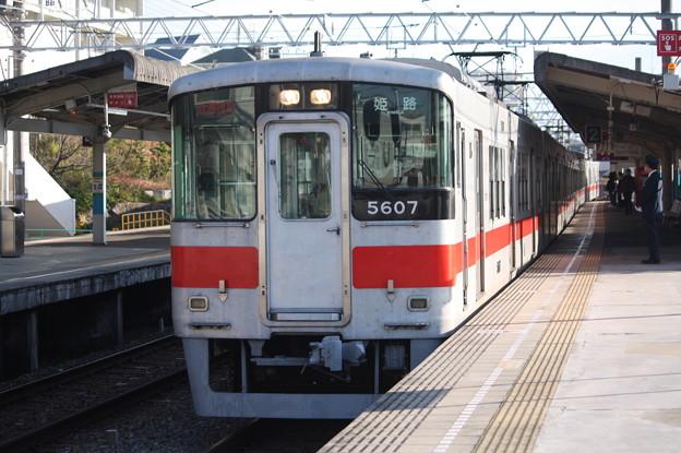 山陽電鉄本線 5000系5607F