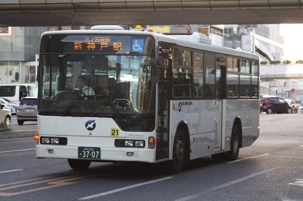 Photos: 日本交通 神戸230あ3707