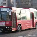写真: 神戸交通振興 693号車
