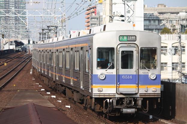 南海高野線 6200系6514F