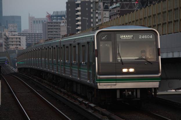 大阪市営地下鉄中央線 24系24604F