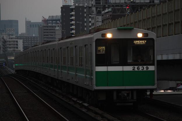 大阪市営地下鉄中央線 20系2639F
