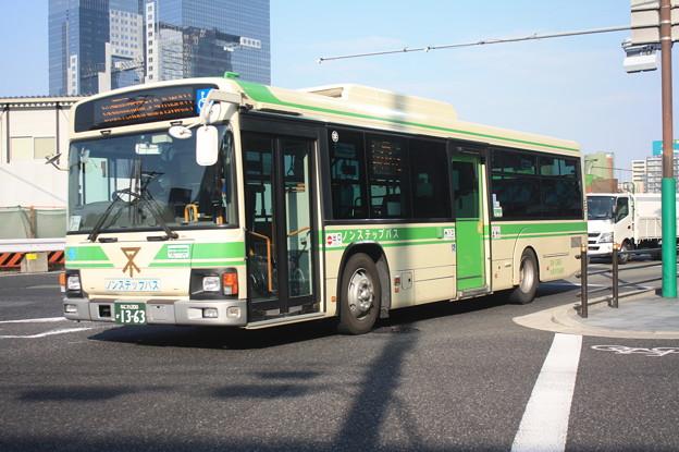 写真: 大阪市営バス 39-1363号車