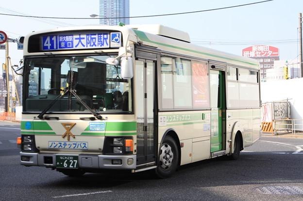 大阪市営バス 15-0627号車