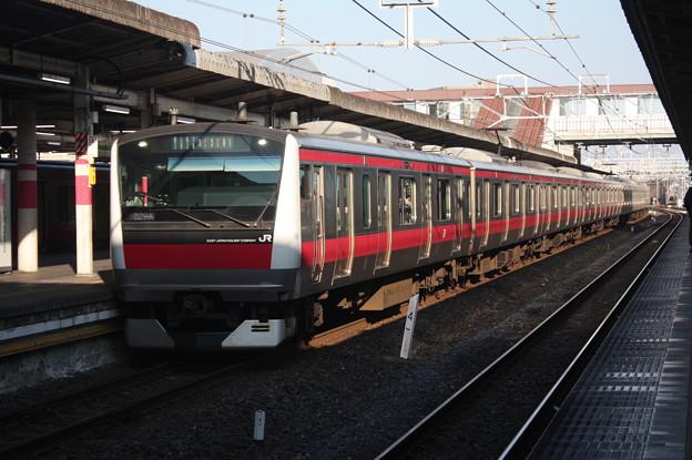 京葉線 E233系5000番台ケヨ501編成