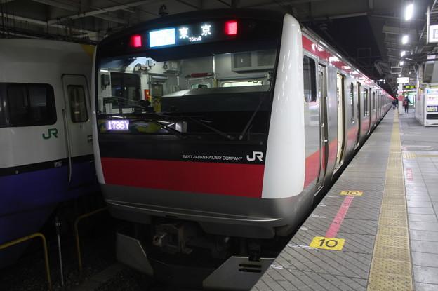 京葉線 E233系5000番台ケヨ515編成