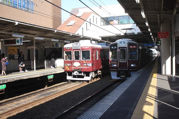 阪急京都線 6300系&9300系