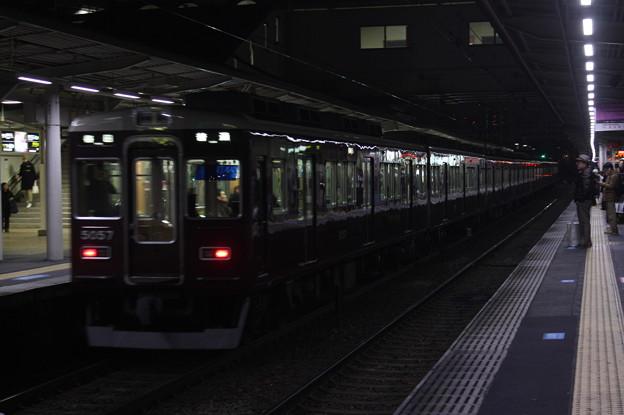 阪急神戸線 5000系5007F