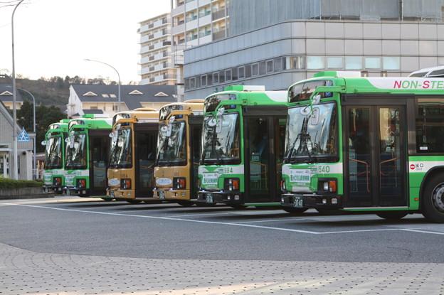 神戸市営バス・山陽バス