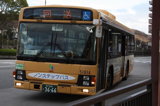 山陽バス 5101A号車