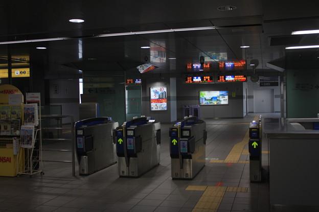 阪神なんば線 西九条駅 改札口