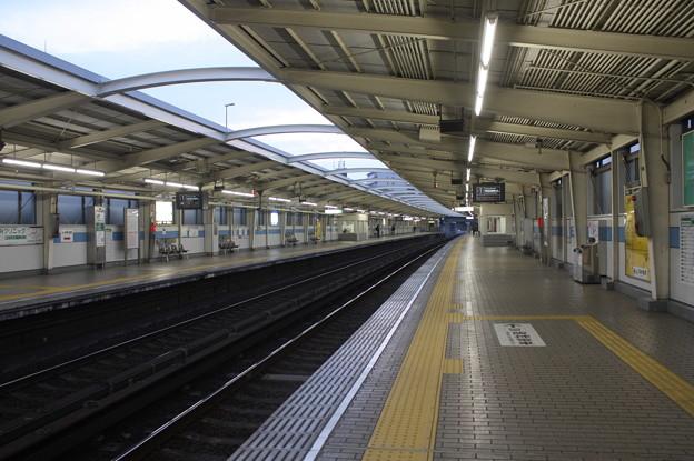 大阪市営地下鉄中央線 九条駅 ホーム