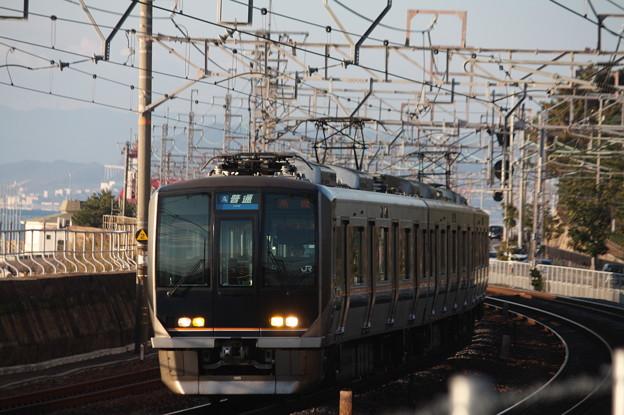 JR神戸線 321系D35編成