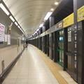 東京メトロ南北線永田町駅構内