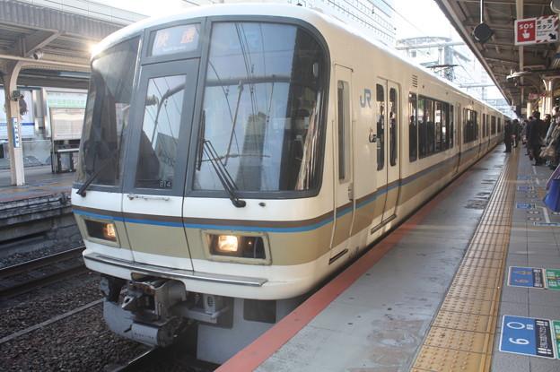JR神戸線 221系B14編成