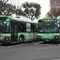 Photos: 神戸市営バス 867号車・961号車