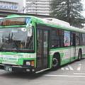 写真: 神戸市営バス 104号車