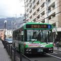 神戸市営バス 025号車 2系統