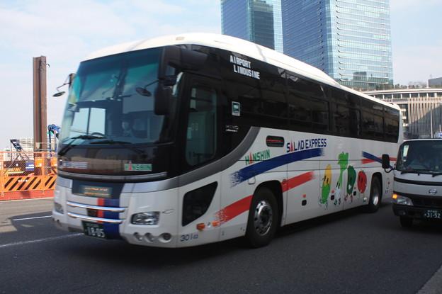 阪神バス 301号車