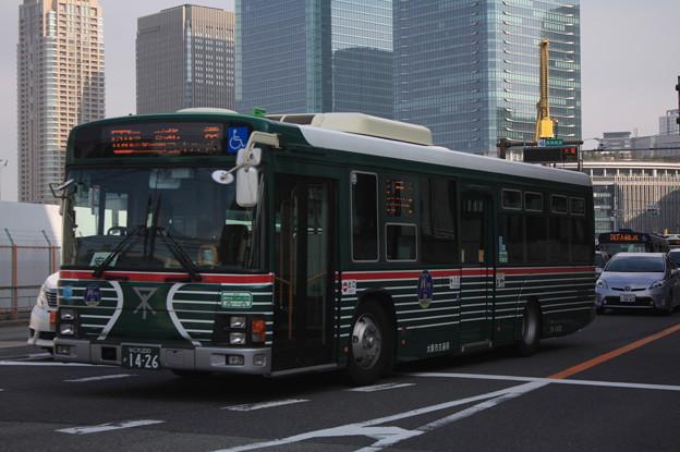 大阪市営バス 19-1426号車