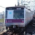 東急田園都市線 東京メトロ8000系8102F