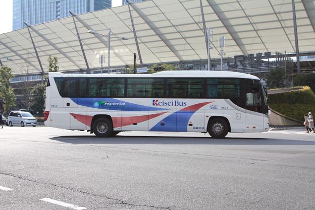 京成バス N804号車