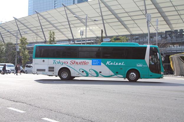 京成バス H633号車 東京シャトルカラー