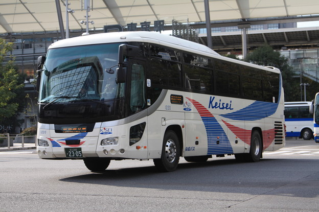 京成バス 1220号車