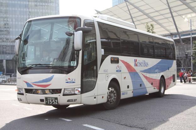 京成バス H643
