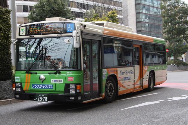 都営バス S-Z503