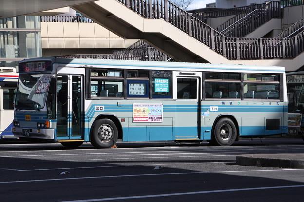 関鉄グリーンバス G026