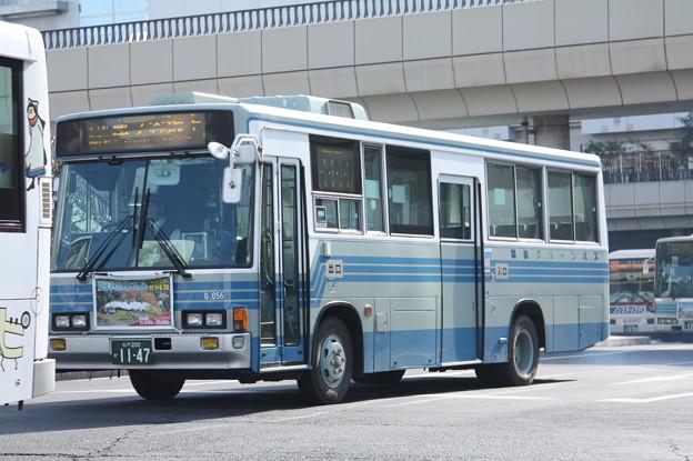 関鉄グリーンバス G056