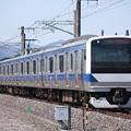 常磐線 E531系K453編成 737M 普通勝田行