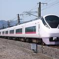 E657系K8編成 2005M 特急ひたち5号 いわき行