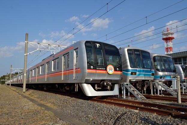 東葉高速2000系・東京メトロ05系・07系