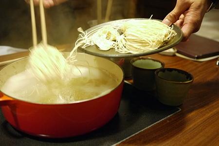 麺は細麺だよ~