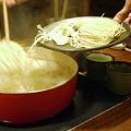 Photos: 麺は細麺だよ~