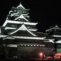 中秋の名月 熊本城3