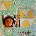 写真: 『I wish...』